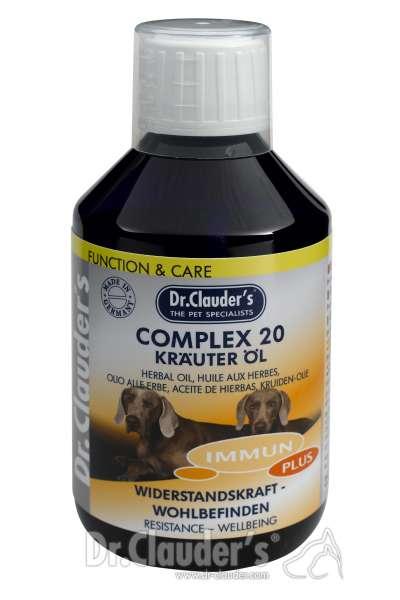 Dr. Clauders Complex20 Kräuter-Öl
