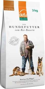 Defu Senior Dog | mit Geflügel | Bio Hundefutter