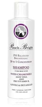 Les Poochs Bright Shampoo