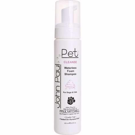 John-Paul-Pet Waterless Foam-Shampoo, Trockenshampoo