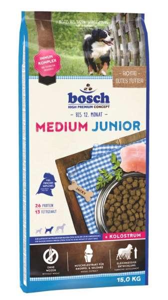 Bosch Medium Junior | 15 kg