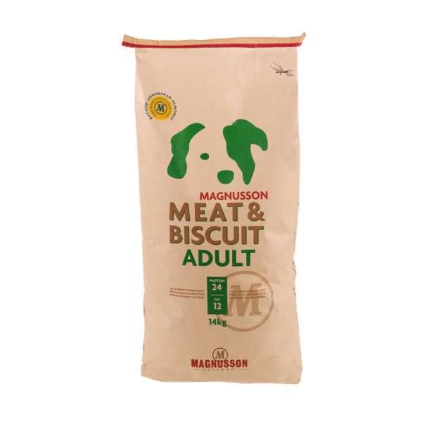 Magnusson Adult Meat & Bisquit