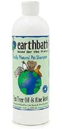 Earthbath Hundeshampoo Tea-Tree