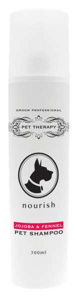 Pet-Therapy Shampoo Jojoba & Fennel, Norish
