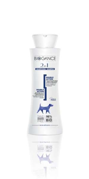 Biogance 2 in 1 Shampoo mit Conditioner