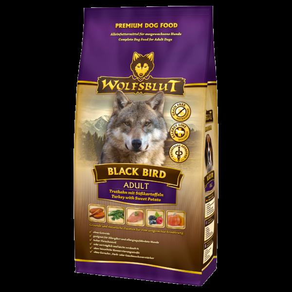 Wolfsblut Black-Bird | mit Truthahn & Süßkartoffel