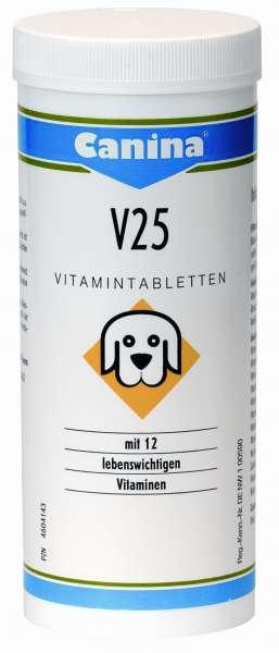 Canina V25 Vitamintabletten