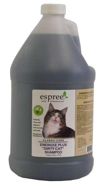 Espree Energee Plus Dirty Cat Shampoo