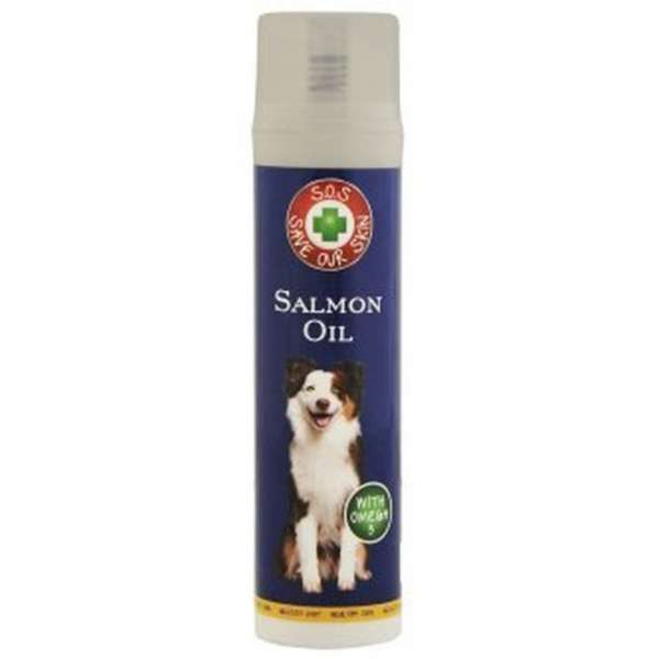 Fish4Dogs Lachs-Öl, Spender, 150ml