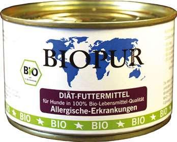 BIOPUR Diät Allergie, 6x400g