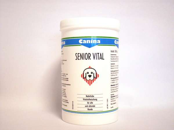 Canina Senior-Vital