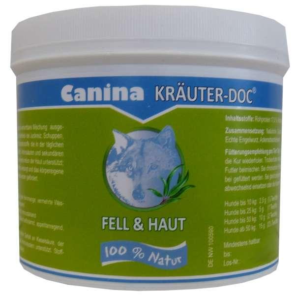 Canina Kräuter-Doc Fell & Haut, 300g