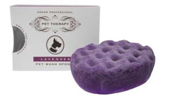 Pet-Therapy Tranquil Lavendel, Waschschwamm