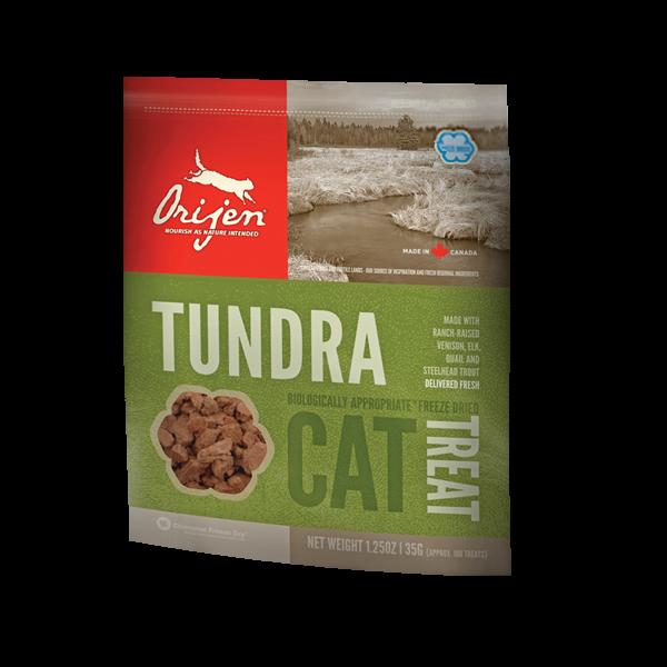 Orijen Cat Tundra, Katzensnack, 35g