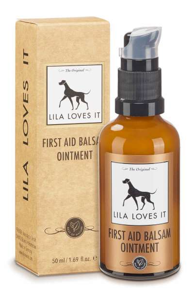 LILA LOVES IT First-Aid Serum