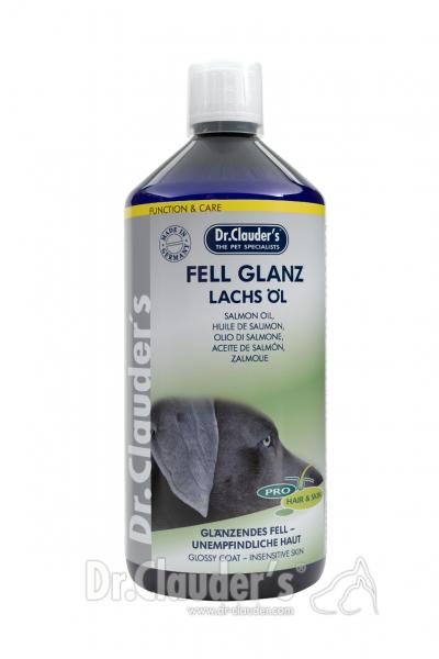 Dr. Clauder's Fellglanz Lachs-Öl