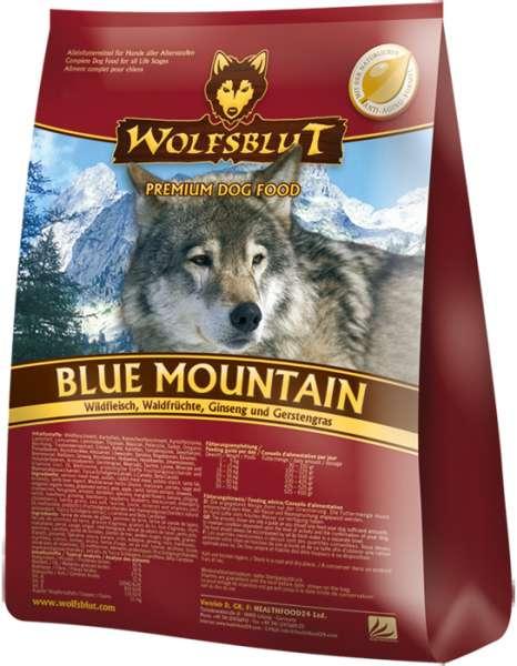 Wolfsblut Blue-Mountain, mit Wildfleisch & Kaninchen, getreidefrei