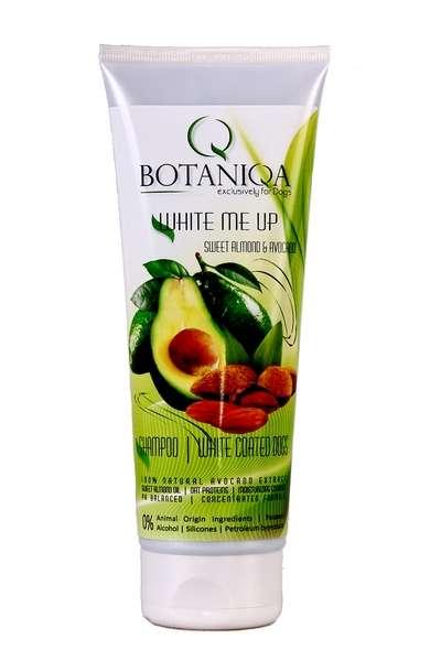 Botaniqa White Me Up, Sweet Almond & Avocado Hundeshampoo