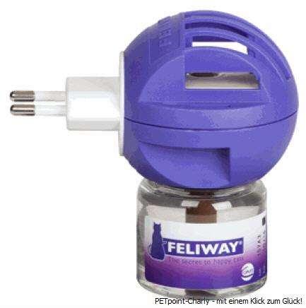 FELIWAY® Zerstäuber & Flakon, Nachfüllpackung, 48ml