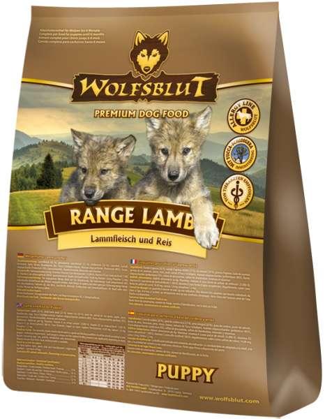 Wolfsblut Range-Lamb Puppy | mit Lamm & Reis
