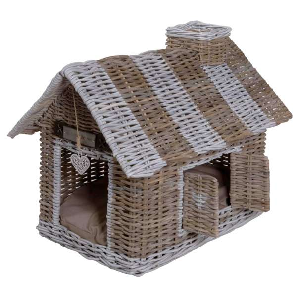 Happy-House Villa Rattan | 42x62x59 cm
