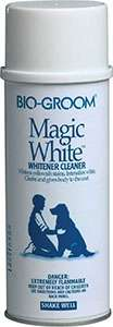 Bio Groom Magic White | 284g Whitener Cleaner Puderspray