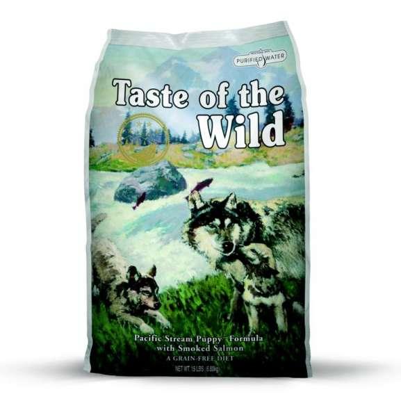Taste of the Wild Pacific Stream Puppy | mit Lachs
