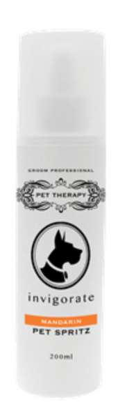 Pet-Therapy Bodyspray Invigurate Mandarine