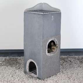 Trixie Cat Tower Prince, 40x40cm; H: 112cm