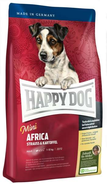 HappyDog Supreme Mini Africa, 4 kg