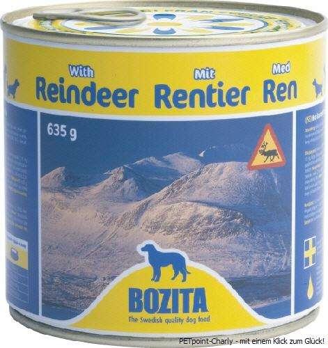 Bozita Rentier, 6x635g