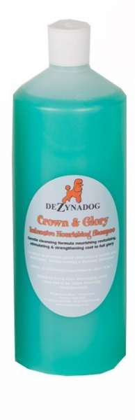 DezynaDog Crown & Glory Intensive Nourishing Shampoo