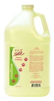PET-Silk Oatmeal Conditioner
