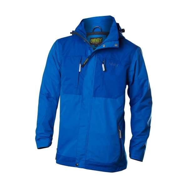 Owney Herren-Outdoor-Jacke NOVA   Cobalt Blue