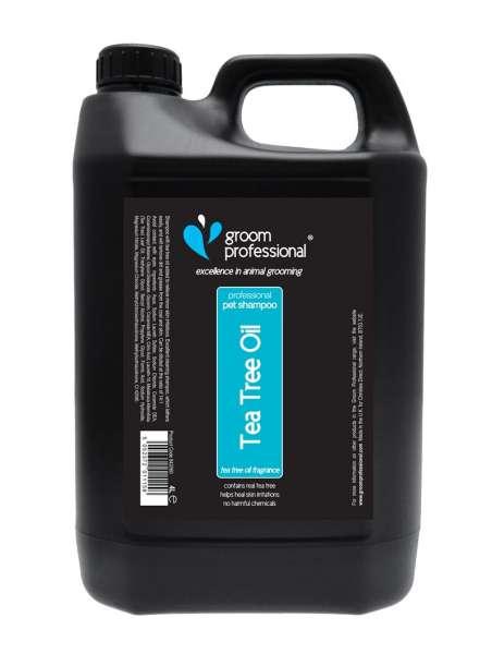 Groom Professional Tea-Tree Shampoo