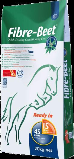 Bestesfutter Fibre Beet Zusatzfutter | 20 kg Rau Pferdefutter
