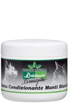 Baldecchi White Hair Cream | Katzenfell