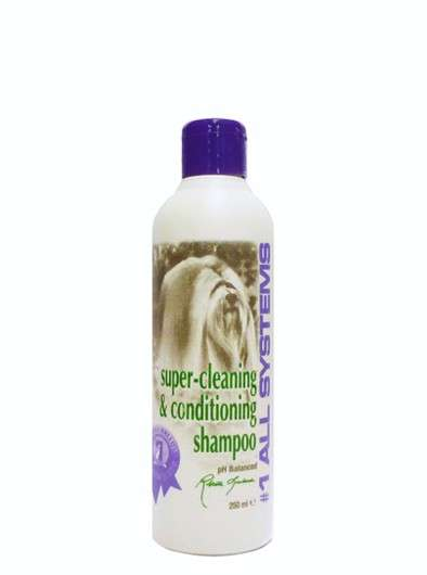 #1 All Systems Super Reinigungs- & Conditioner Shampoo | Super-Cleaning