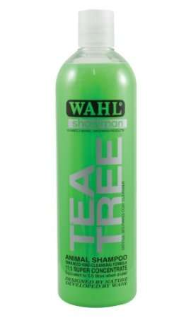 Wahl Tea-Tree Shampoo