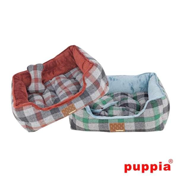 Puppia ® Sawyer House | Kuschelbett | 49x38x18.5cm