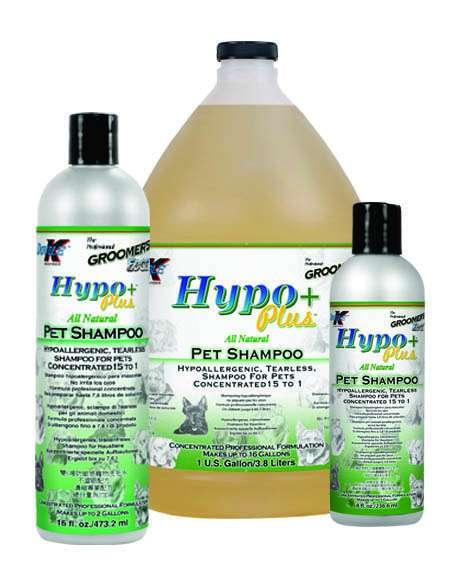 Double-K Hypo Plus Shampoo
