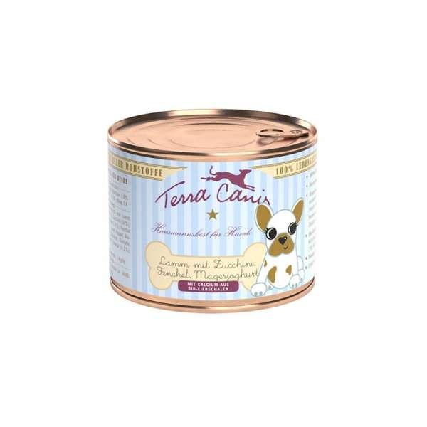 Terra-Canis Welpe | mit Lamm, Zucchini & Fenchel