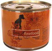 dogz-finefood No 8 Pute & Ziege