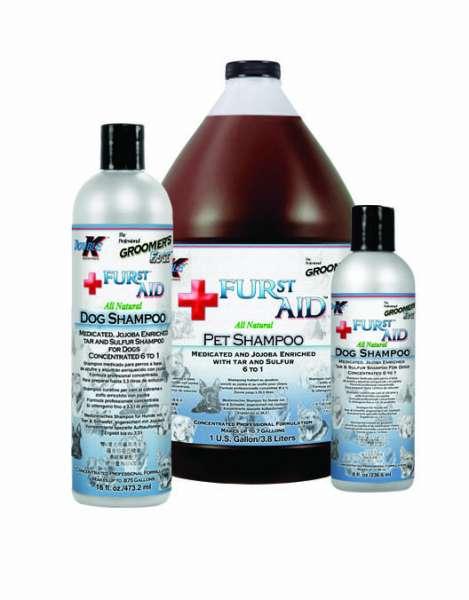 Double-K Furst Aid™ Shampoo