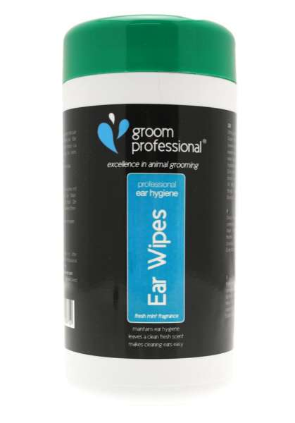 Groom Professional Ear Wipes | 50 Augentücher