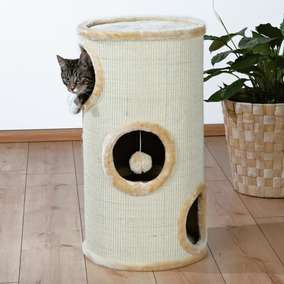 Trixie Cat Tower Samuel, 70cm, beige