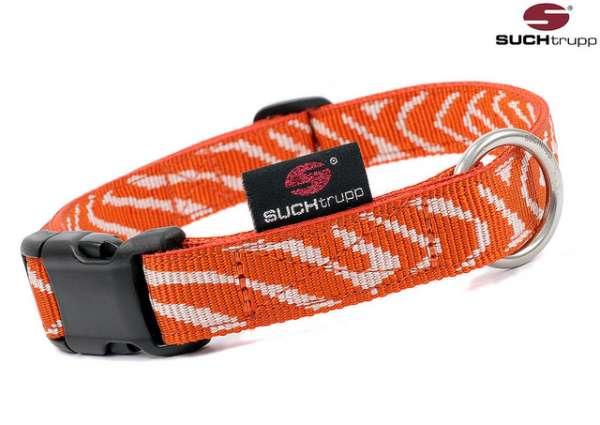 Hundehalsband Hot-Zebra