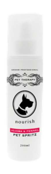 Pet-Therapy Bodyspray Norish, Jojoba & Fennel