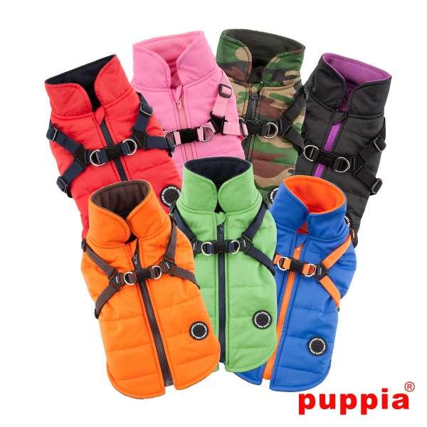 Puppia ® Mountaineer II | Hundemantel