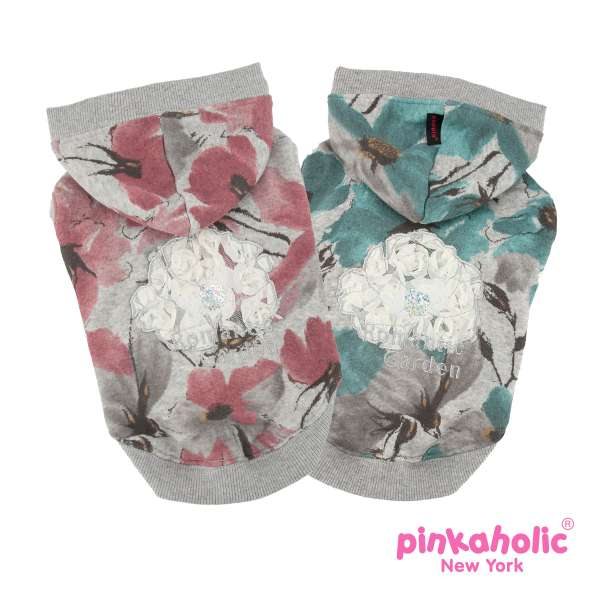Pinkaholic ® Romantic Garden Hundejacke   Hundemantel